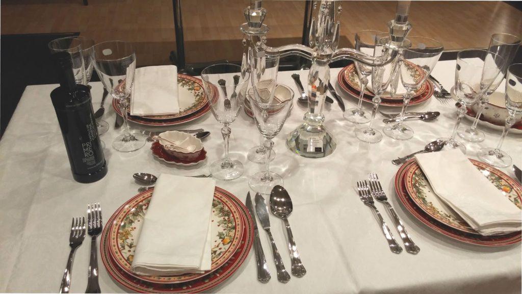 De los cubiertos y las servilletas piedad maya protocolo - Protocolo cubiertos mesa ...