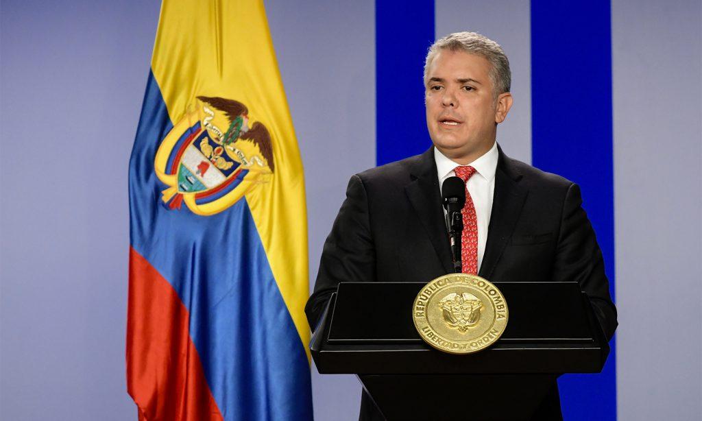 Imagen de la Web presidencia de la República - Efraín Herrera